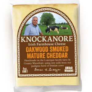 Oakwood Smoked Mature Cheddar
