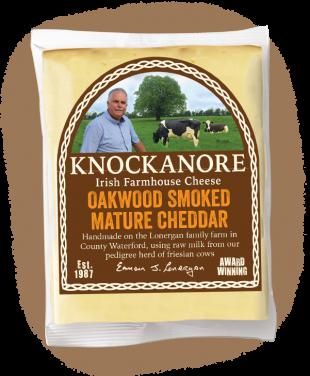 Oakwood Smoked Mature Cheddar