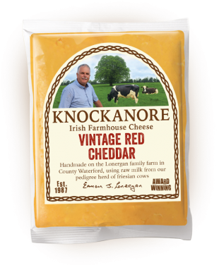 Vintage Red Cheddar