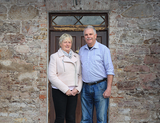 Knockanore Cheese - Eamonn and Patricia Lonergan